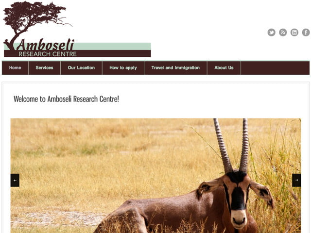 Amboseli Research Centre
