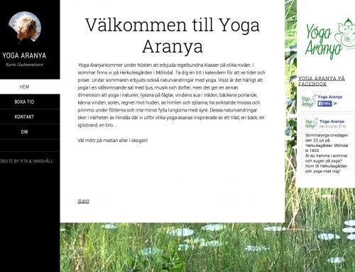 Yoga Aranya